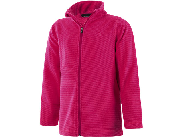 Color Kids Kilbur Chaqueta polar Niños, camellia rose